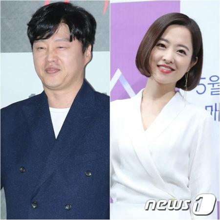 女優パク・ボヨンと熱愛説キム・ヒウォン側「全くない。親しい先輩後輩」