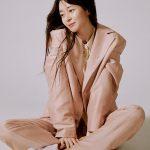 クォン・ナラ(元HELLOVENUS)、満面の笑みのグラビアで清純美を強調、出演ドラマ「梨泰院クラス」開始間近