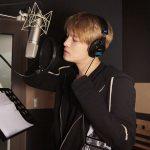 """キム・ジェジュン(JYJ)、カムバックD-3を迎えレコーディング風景を公開""""元祖顔の天才"""""""