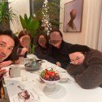 G-DRAGON(BIGBANG)、義兄のキム・ミンジュン&実姉クォン・ダミ夫婦と心温まる新年を迎える