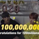 「X1」イ・ハンギョル&ナム・ドヒョン、初生配信で2億個のハートをゲット、公約ファンミ実現へ