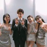 ジョンヨン(TWICE)、SNSでドラマ「椿の花咲く頃」への愛情をアピール、主演俳優カン・ハヌルともパチリ