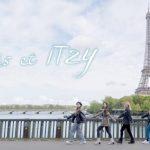 人気ガールズグループ ITZYの初単独リアリティ「Paris et ITZY」3月24日 日本初放送!
