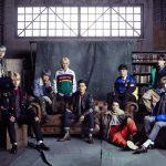 SUPER JUNIOR、日本ニューアルバム「I THINK U」がオリコンチャートで1位に