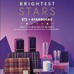 「防弾少年団」、スターバックスとタッグ組み「Be the Brightest Stars」キャンペーン