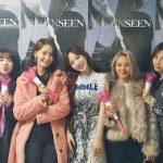 """""""「少女時代」Forever""""、テヨンの公演にユナらメンバーが集結、変わらぬ厚い友情をアピール"""