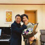 SUHO(EXO)、SMエンタ代表イ・スマン氏の応援に感謝