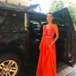女優チョ・ヨジョン、「ゴールデングローブ賞」会場から着の身着のままで帰国する多忙ぶり