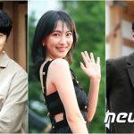 俳優チョン・イル、カン・ジヨン(元KARA)、イ・ハクジュ、新ドラマ「夜食男女」主演出演議論中