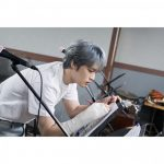 キム・ジェジュン、ソウルファンミD-DAYで近況報告!爆発するビジュアルでコンサート練習室の写真公開