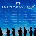 「防弾少年団」、「MAP OF THE SOUL TOUR」の1次ツアー都市発表=4月ソウルからスタート