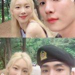 キー(SHINee)、軍隊からテヨン(少女時代)のソロ活動を応援