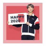 防弾少年団(BTS)×FILA、RM&SUGA&J-HOPEラップメンバーから新年のあいさつ