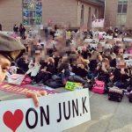 除隊した2PMのJun. K、「小さなことに感謝。待ってくれたファンに感謝」