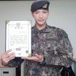 2PMのJun. K、本日(2日)除隊…ウヨンは2月末に除隊予定