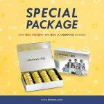 防弾少年団(BTS)のスペシャルパッケージ発売でPR!「LEMONA x 防弾少年団」