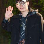 「PHOTO@金浦」俳優パク・シフ、新しい年、明るいカリスマオーラ全開!日本でのファンミーティングへ向け出国
