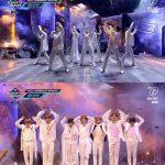 防弾少年団(BTS)、「Black swan」「ON」で圧倒的なパフォーマンス…華麗なカムバック「M COUNTDOWN」
