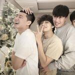 俳優パク・ソジュン&チェ・ウシク、親友V(防弾少年団:BTS)をサプライズ応援