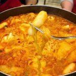 <トレンドブログ>【韓国グルメ】新堂トッポッキタウンで美味しいチーズトッポッキ鍋