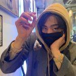 <トレンドブログ>俳優アン・ヒョソプ、マスクをしてもイケメンだった..カリスマあふれるまなざし