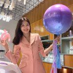 <トレンドブログ>「少女時代」スヨン、ピンクスーツ着てモデルオーラ…愛らしさもいっぱい