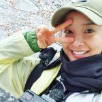 <トレンドブログ>女優イ・シヨン、週末にも自己管理…登山女神出没