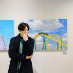 """<トレンドブログ>「EXO」スホ、「MUSEUM OF COLORS」を訪問..""""次にはチャンヨルも一緒に"""""""