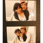 """<トレンドブログ>女優ソン・テヨン、夫クォン・サンウと恋愛時代に撮った写真公開..""""思い出が次から次へと浮かんでくるね"""""""