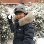 <トレンドブログ>コ・ジヨン、成長した息子スンジェくんの近況公開..パパ・ママに似たかわいいビジュアル