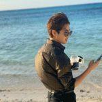 <トレンドブログ>俳優チョ・ビョンギュ、褒賞休暇で行ったサイパンでグラビアのような日常…思わず感嘆
