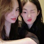 <トレンドブログ>ソン・ヘギョ&モデルシン・ヒョンジ、15才の年齢差とは思えないビジュアル…美しさが限度超過