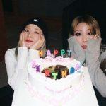 """<トレンドブログ>パク・サンダラ&CL、変わらない「2NE1」の友情""""誕生日おめでとう"""""""