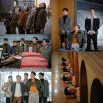 「愛の不時着」ヒョンビン、韓国到着…北朝鮮5人組のどたばたソウル適応記