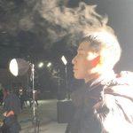 パク・ソジュン、頭の上の水蒸気に「Ghost Rider?」…ユニークなコメントで笑いを誘う