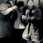"""パク・ソジュン、チェ・ウシクの撮影現場を訪問..""""アカデミー気運を受けて来ました"""""""