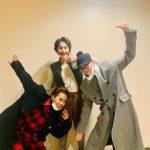 Block Bピオ&WINNER MINO&SUPER JUNIORキュヒョン、「新西遊記」3人組の愉快な記念写真!!