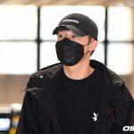 「PHOTO@金浦」INFINITEソンギュ、単独コンサートのため日本へ「空港ファッションはオールブラック」