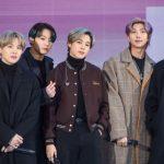 防弾少年団(BTS)アルバム、ビルボードで初登場1位…4回目の快挙