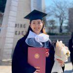 女優ナム・ジヒョン、大学卒業写真を公開「本当に幸せ」