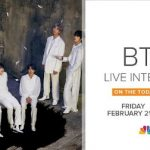 【公式】「防弾少年団(BTS)」、今月21日(2/21)に米「The Today Show」出演確定…新譜発売後初のテレビ出演へ