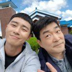 パク・ソジュン、「梨泰院クラス」父役ソン・ヒョンジュの応援に「愛しています」