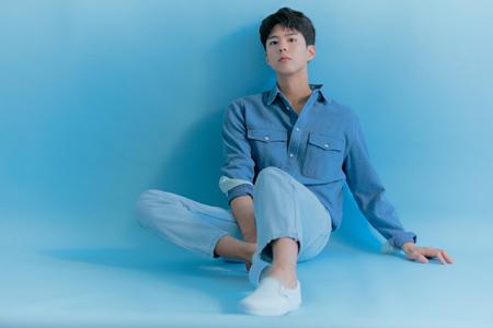 パク・ボゴム、3月18日(水)リリースの1stアルバム「blue bird」ジャケット写真を公開!