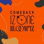 待望のカムバック「緊急特番!COMEBACK IZ*ONE:BLOOM*IZ」2月17日オンエア決定!