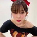 アイリーン(Red Velvet)、Tシャツを着て「世界で一番美しい」美貌を誇示