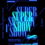 "SUPER JUNIOR 昨年のSUPER JUNIOR WORLD TOUR ""SUPER SHOW 8:INFINITE TIME"" in JAPAN公演のDVD /Blu-ray 3月25日(水)発売決定!"