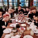 "「Stray Kids」、JYPパク・ジニョンと食事で""感激"""