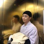 パク・ソジュン、ニットの帽子でセンスアップ…忙しい合間の近況報告