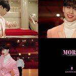 「AB6IX」キム・ドンヒョン、自作曲「MORE」のMVティーザーを公開