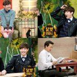 <KBS World>「ホドン&チャンミンのMoonlightプリンス」チャンミン(東方神起)が待望のMCデビューを果たした貴重なブック・トーク番組をオンエア!